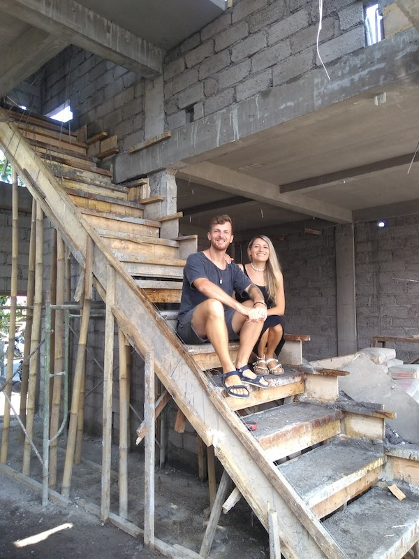 Bali Interiors Build Diary Marco and Erika