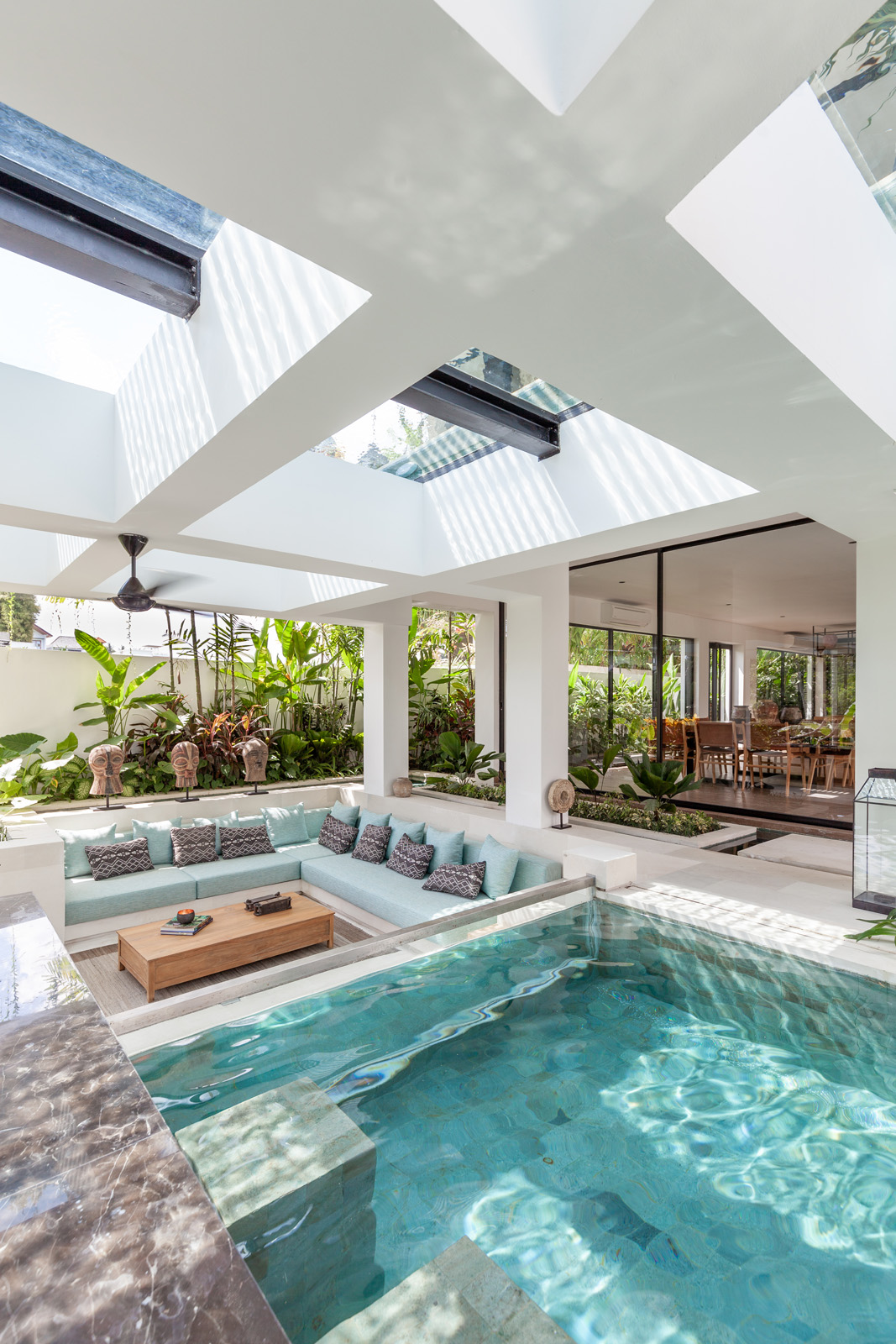 Villa Shahzadi, Sukyf Architects, Bali Interiors
