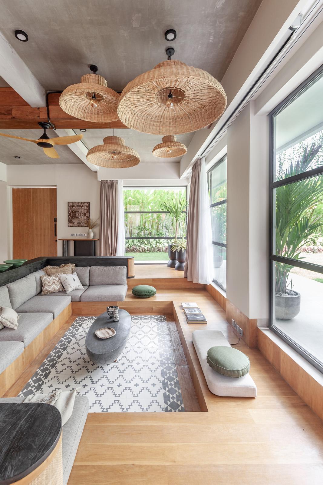 Azula House, Bali Interiors